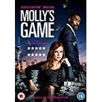 Molly's game Filmer Molly's Game [DVD] [2017]